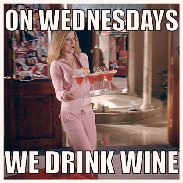 Drinking Hump Day Memes and Images