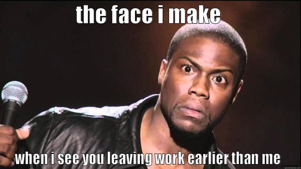 Funny Work Boss Meme : Leaving work on friday meme and funny pictures