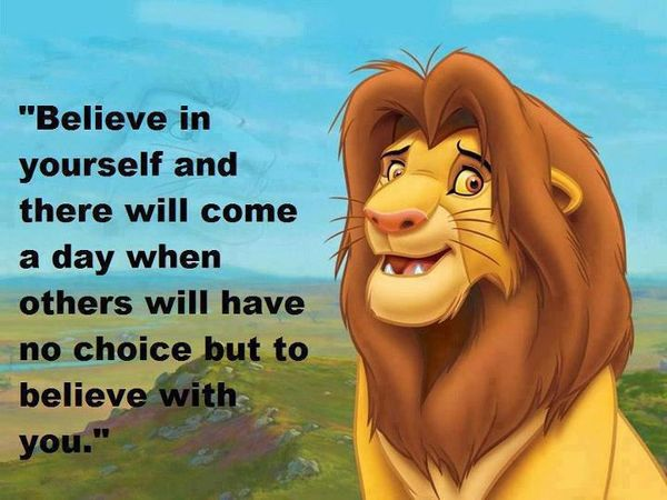 Lion King Quotes Mufasa Rafiki Simba And Nala Quotes