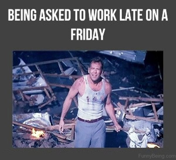 Nice Ready to Leave Work Meme