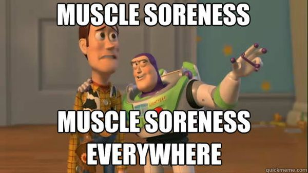 Sore After Workout Memes 5