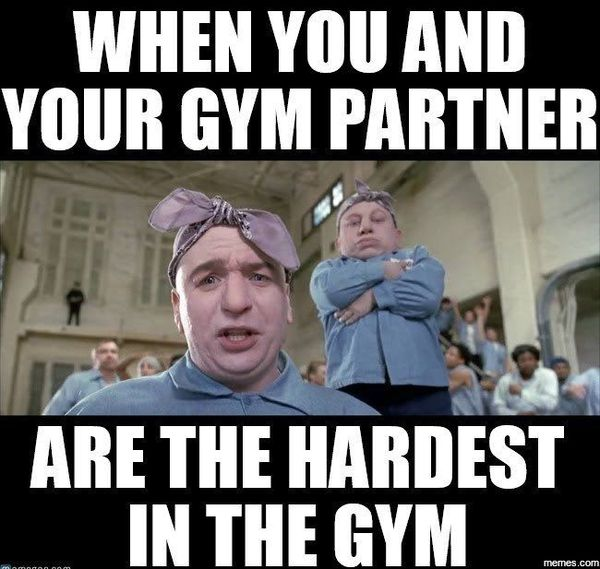 Super Funny Exercising Memes 4