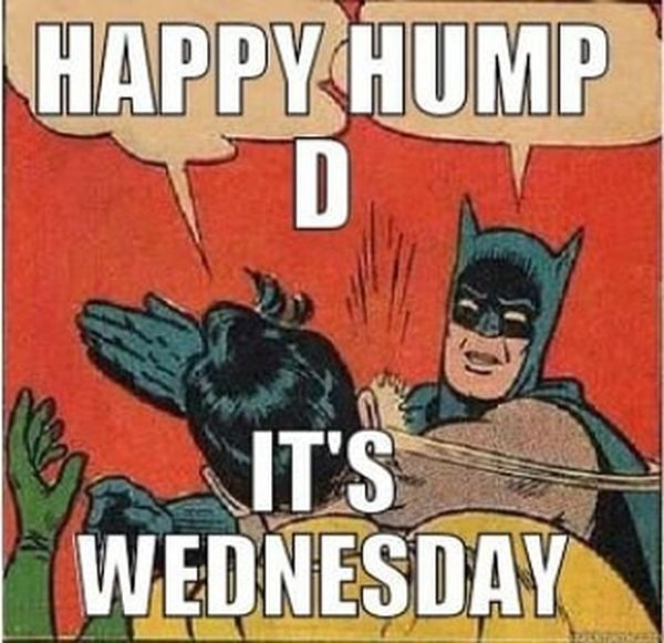 Wednesday VS Hump Day Awesome Meme 3
