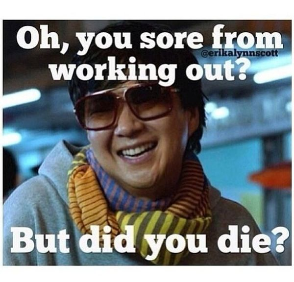 Where Do You Work Out Meme