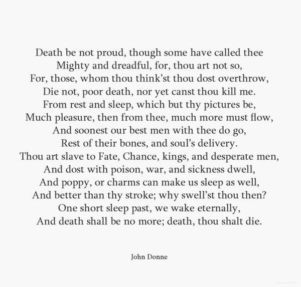 Poems About Death Dramatic Poetry About Losing A Loved One