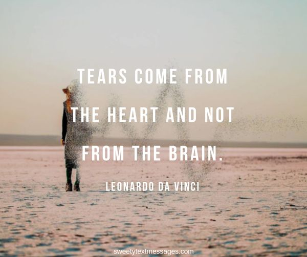 Famous Sadness Quotes