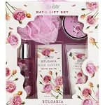 Bath and Body Set with Bulgaria Rose Garden Fragrance