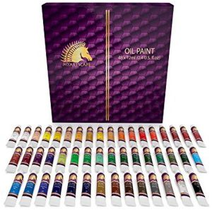 Oil Paint Professional Set