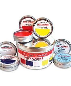 Encaustic Wax Paint Set