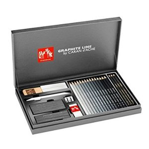 Graphite Line Gift Box Set