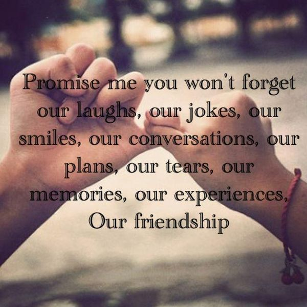 Sad I Miss You Quotes For Friends: Best Friend Quotes, Best Friendship Sayings For BFF