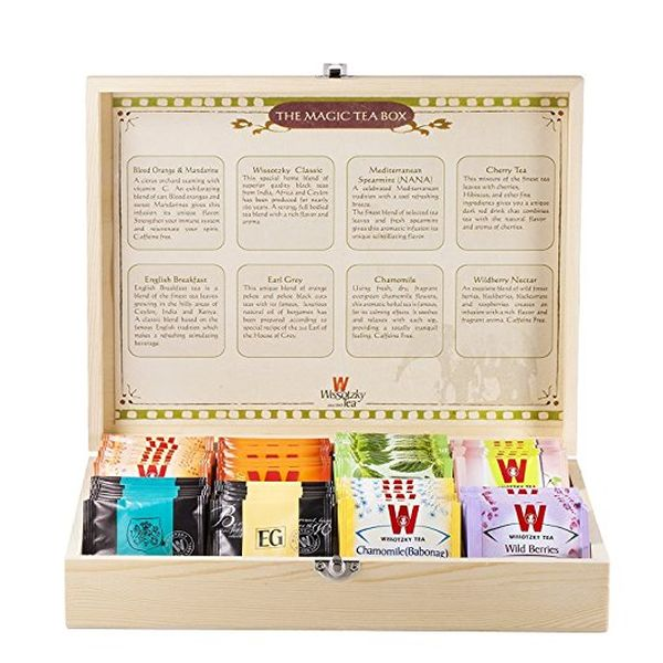 Assorted Tea Gift Box Collection