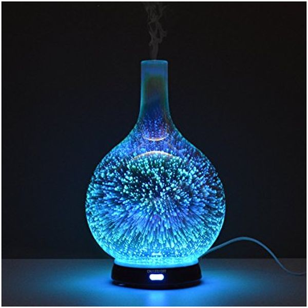 3D Glass Oil Diffuser