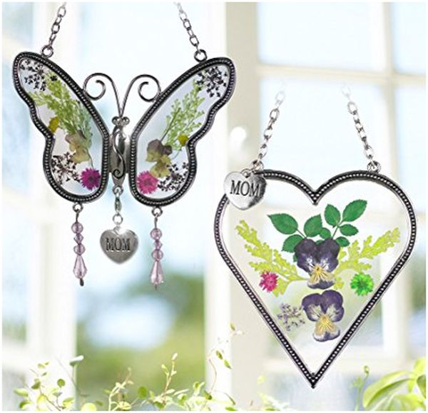 Mom Butterfly Sun Catcher