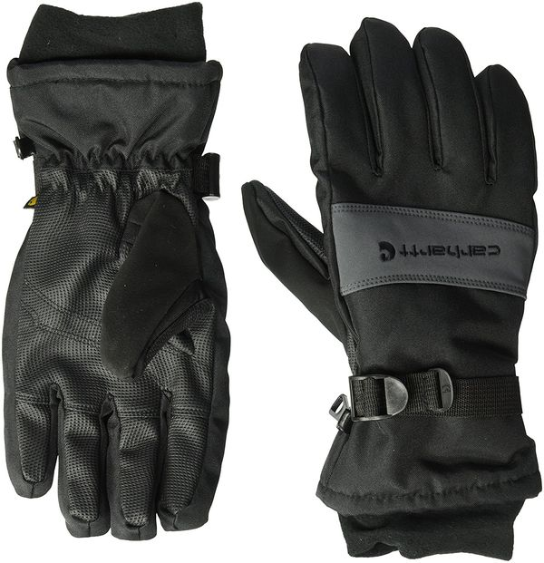 Carhartt Mens Waterproof Insulated Gloves