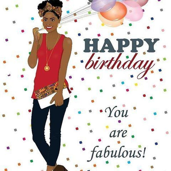 Cool Happy Birthday Images for Her for African American Women 3