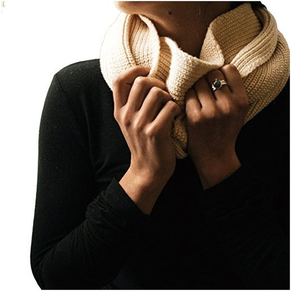Organic Cotton Warmer Scarf