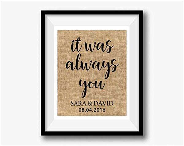 I Was Always You Cotton Print