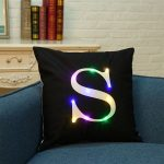 Creative LED Colorful Pillow