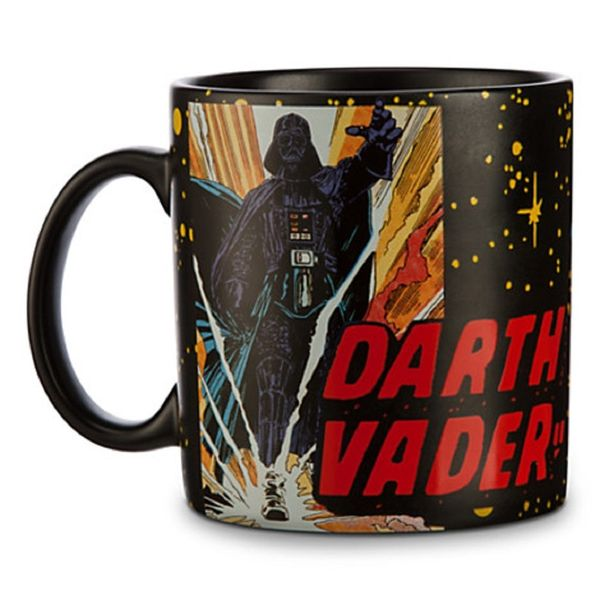 Darth Vader Comic Strip Mug