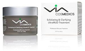 Exfoliating Clarifying Facial Mud Mask