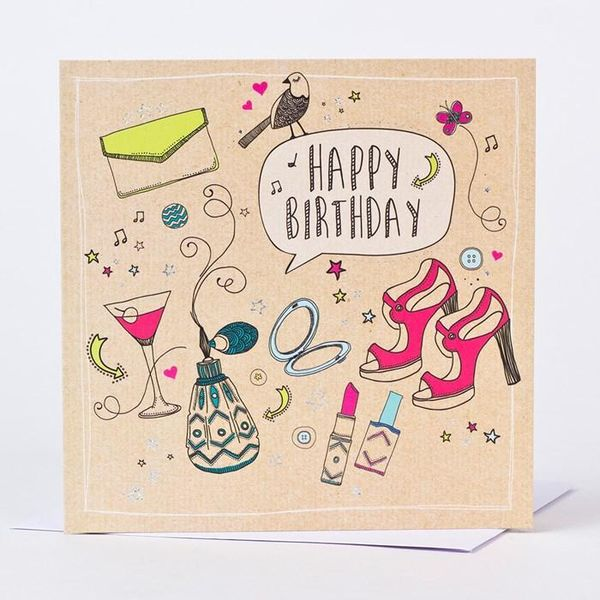 Eye Catching Images Of Birthday Cards For Her 1