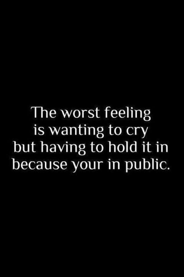 Cool Feeling sad quotes