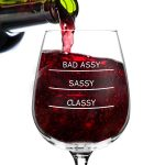 Funny Novelty Wine Glass