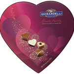 Ghirardelli Heart Shaped Box