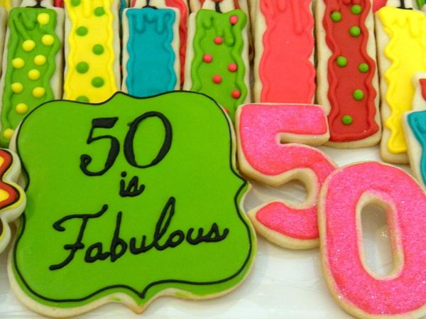 Great Images with Happy 50th Birthday Wishes for Her 1