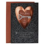 Hallmark Mahogany Valentines Day Greeting Card for Romantic Partner