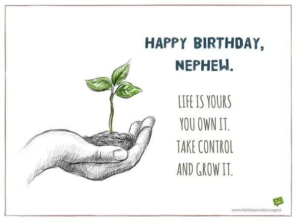 birthday nephew Happy Birthday Nephew, Bday Wishes and Quotes for Nephew birthday nephew