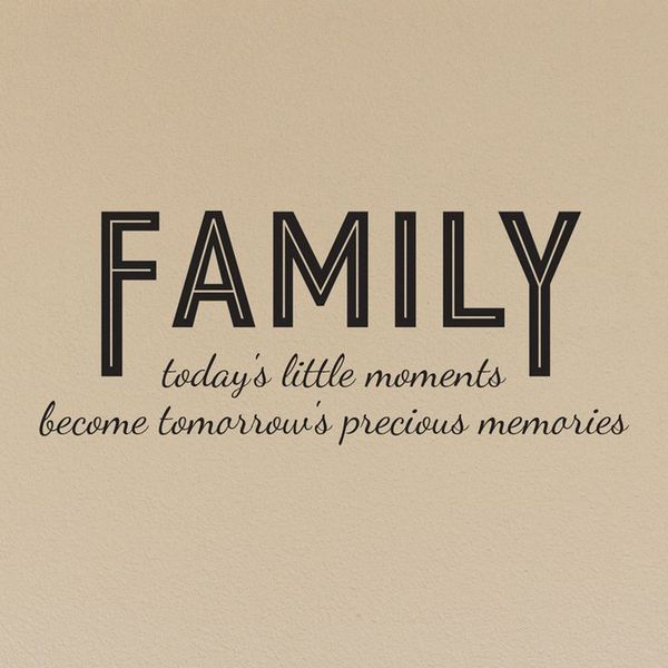 Family Quotes Short Love My Family Sayings