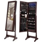 LEDs Jewelry Cabinet