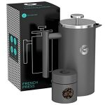 Large French Press Coffee Maker
