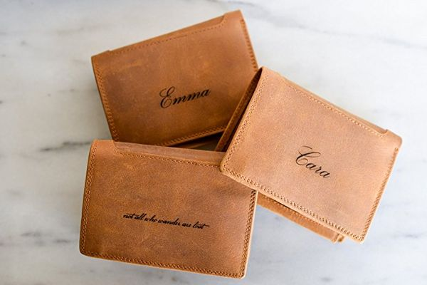 Left Coast Original Leather Wallet