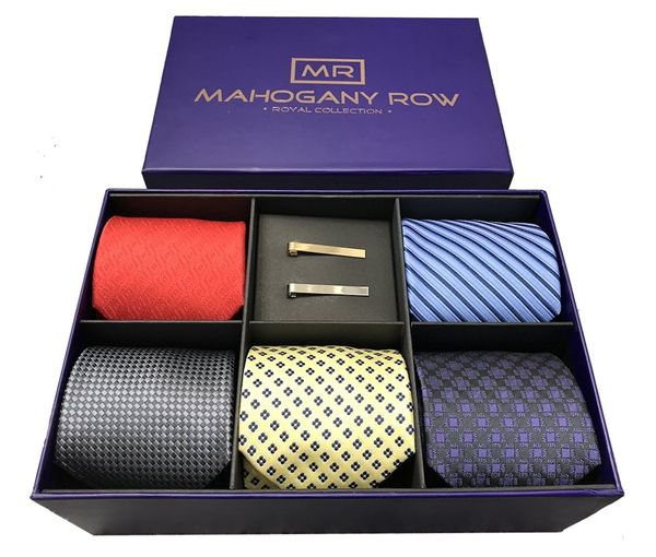 Luxury Mens Necktie Collection