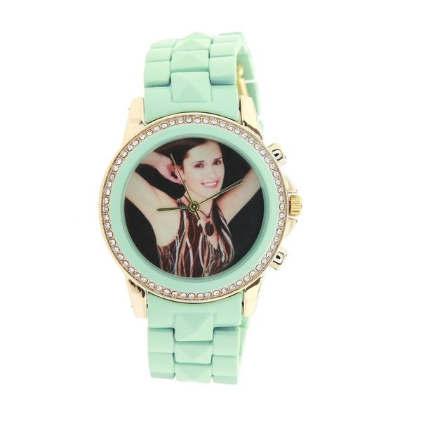 Personalized Watch with Custom Picture