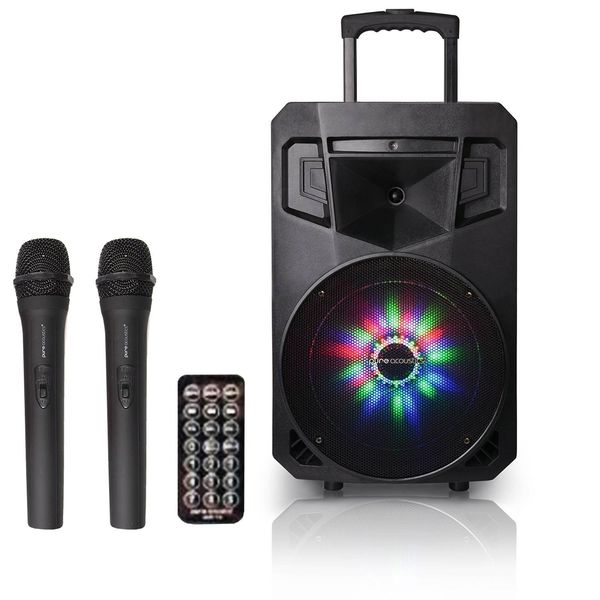 Portable acoustic system 2