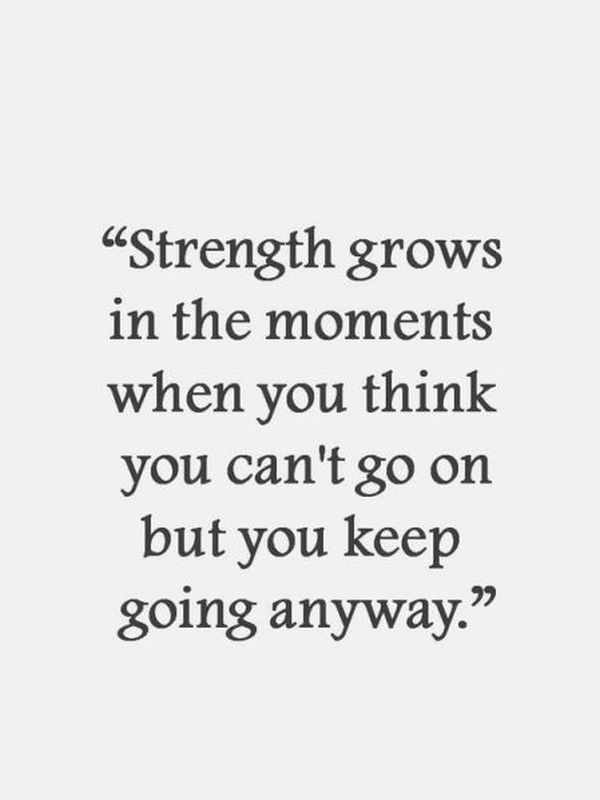 Short but Acute Quotes About Strength 4