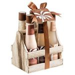 Tropical Milky Coconut bath and body spa gift set