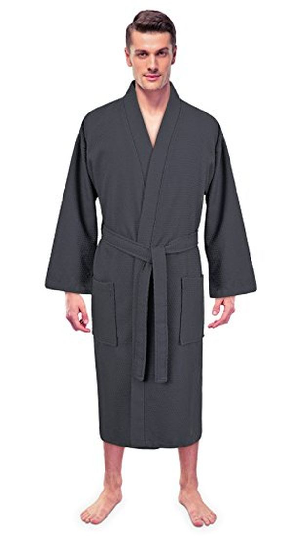 Turkuoise Premium Lightweight Bathrobe