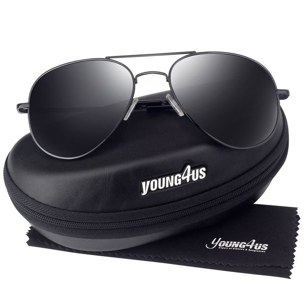 Young4us Aviator Sunglasses