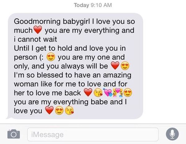 cute paragraphs for her to wake up to good morning paragraphs for