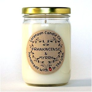 Frankincense and Myrrh Candle