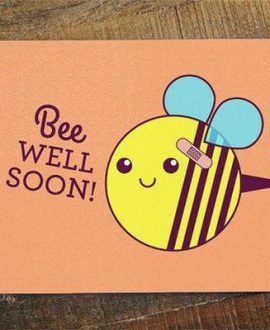 bee well soon