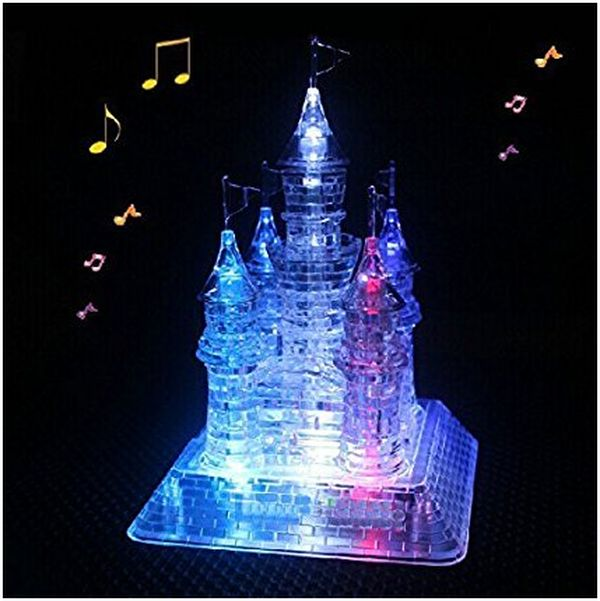 3D puzzle gift for eleven year old girls