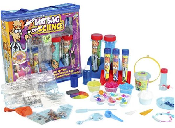big bag of science - Christmas Presents For 11 Year Olds