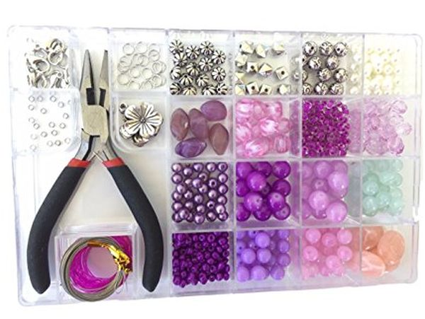 Jewelry Kit gift for an 11 year old girl