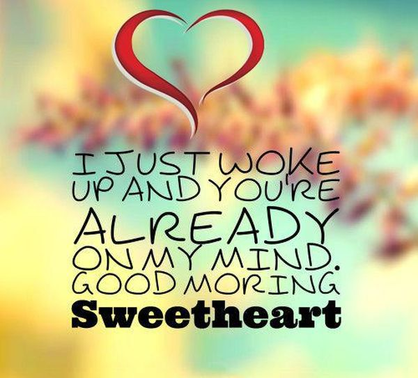 Bast Love Pictures With Good Morning: 154 Good Morning Quotes & Sayings For Him And Her